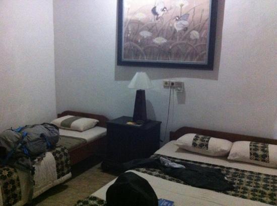 Kunang-Kunang Guesthouse: chambre k07