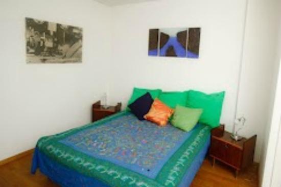 La Casa degli Artisti: camera doppia o tripla colori