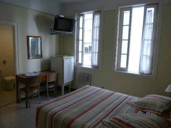 Augusto´s Paysandú Hotel: Room