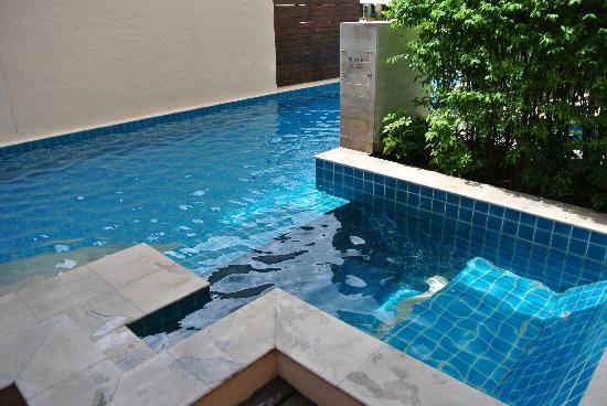Millennium Resort Patong Phuket: Jacuzzi 