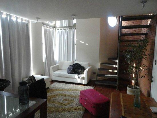 Museo De Artes Apartments: Sala