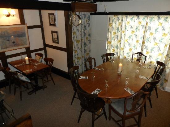 The Boot Inn : The new look resturant