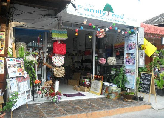 Welcome to the Family Tree, 7 Naresdamri Road, Hua Hin