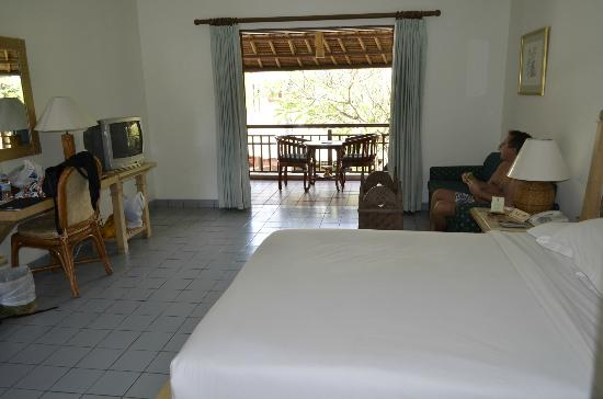 Sativa Sanur Cottages: Room 211 Delux