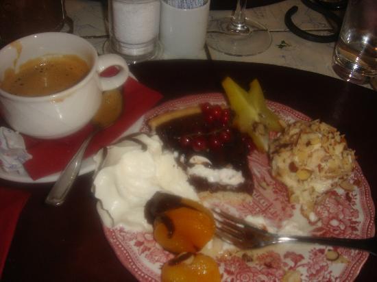 Weis Stue: dessert