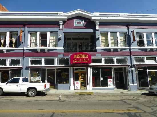 Bisbee Grand Hotel: Bisbee Arizona's Grand Hotel
