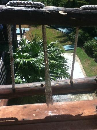 Oasis Tulum: Balcony