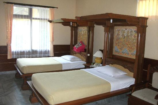 Melasti Legian Beach Resort & Spa: Room in which I stayed