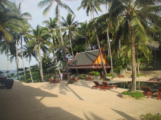 Amanpuri: View of Lounge & Bar
