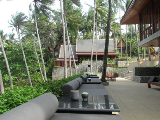 Amanpuri : View of Lounge & Bar