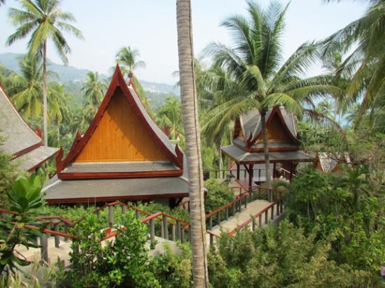 Amanpuri : View of Villa