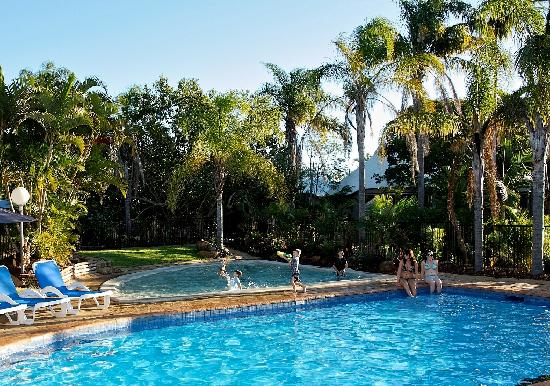 Kellys Beach Resort: Pools