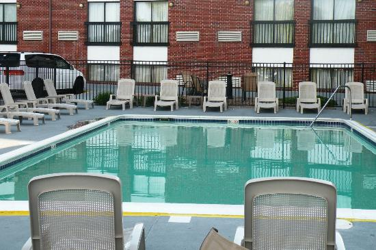 Mainstay Hotel & Conference Center: Pool