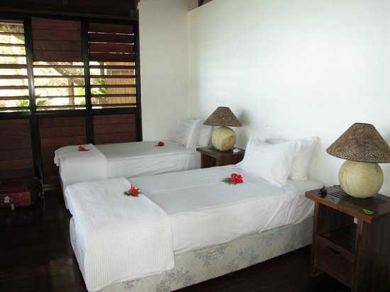 Barrier Beach Resort: Our room