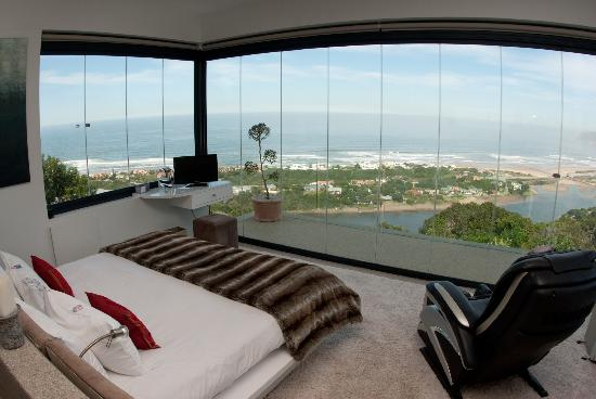 Phoenix Guest House - Wilderness : View from white room bed! Awesome!!!