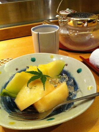 Tatsuya: Melon & Peach