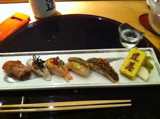 Tatsuya: Sushi