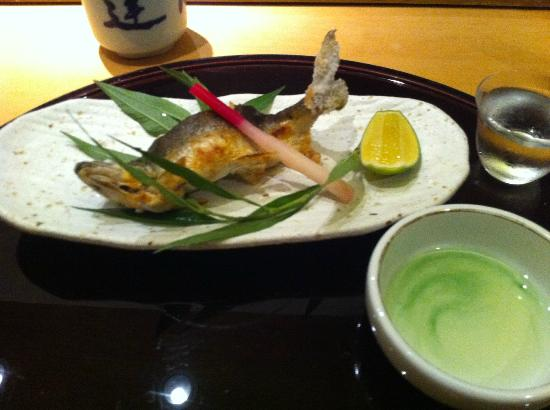 Tatsuya: Grilled ?