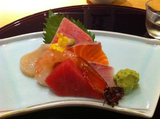 Tatsuya: Sashimi