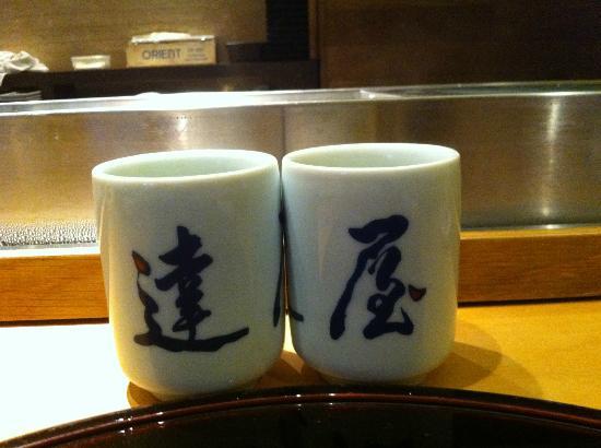 Tatsuya: Tea for 2