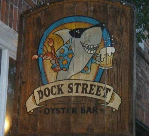 Photo of American Restaurant Dock Street Oyster Bar at 12 Dock St, Wilmington, NC 28401, United States