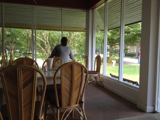 Amarin Resort: breakfast