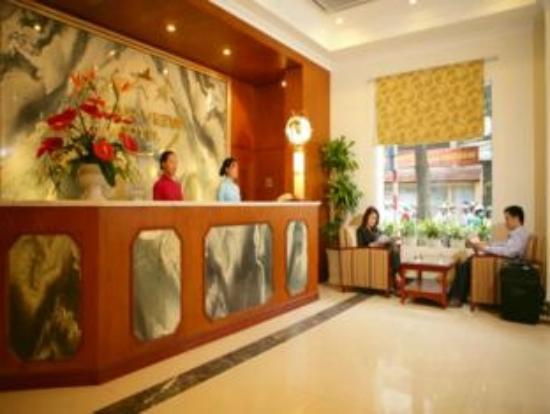 Star View Hotel: Lobby