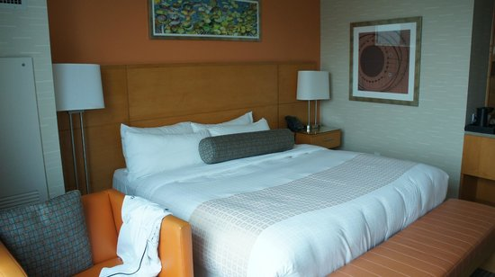 Greektown Casino : Greektown Hotel room