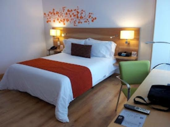 Hotel BH Parque 93: Habitación