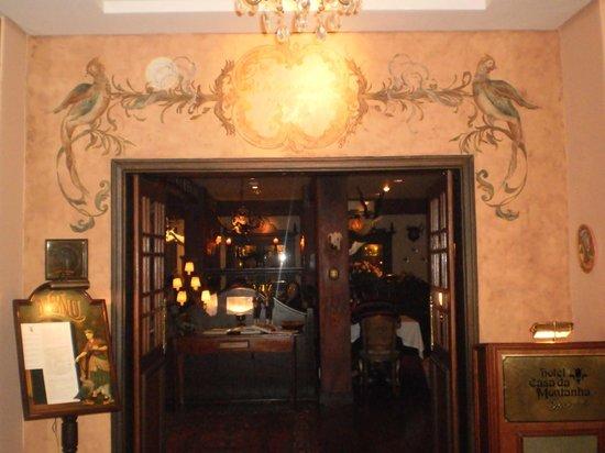 Hotel Casa da Montanha: Restaurante Caceria