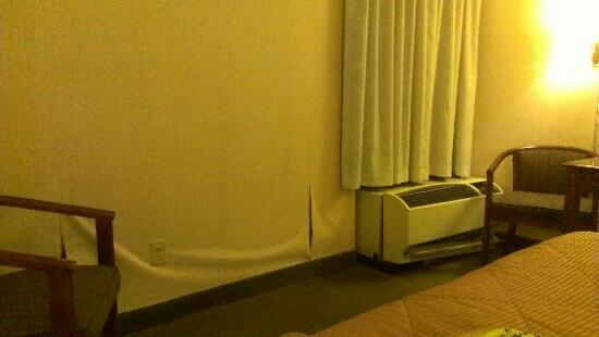 Days Inn Blairsville: Really?