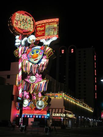 Circus Circus Hotel and Casino-Reno: Circus Circus in Reno