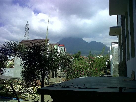 Batu Wonderland Hotel & Resort: View from room