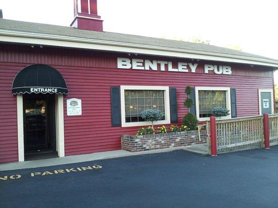 Bentley S Restaurant Auburn Massachusetts