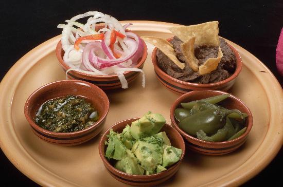 Las Planchas Steakhouse & Bar: snacks