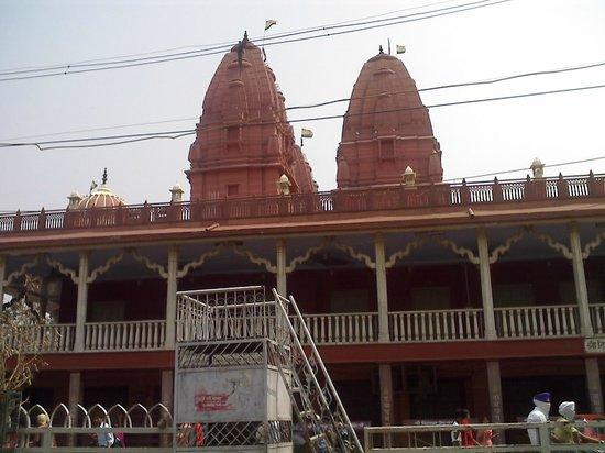 Jain Temple - Delhi
