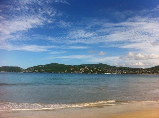 Playa la Ropa : zihua