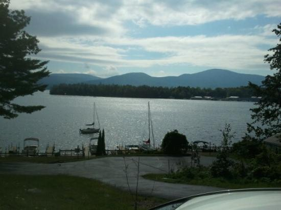 Contessa Lake George Motel & Resort: Beautiful View