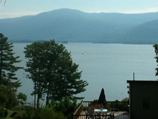 Contessa Lake George Motel & Resort: Great!