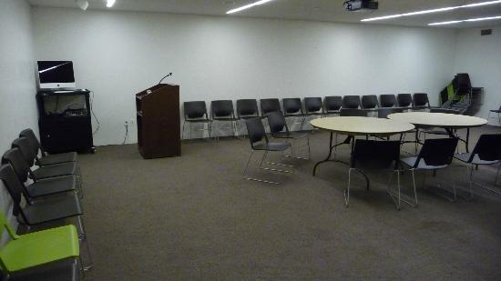 Museum of Chinese in  America: Class Room