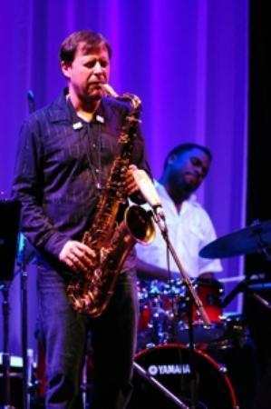 Niu's on Silom Jazz Club & Italian Restaurant: US sax player Chris Potter at Niu's Jazz Festival