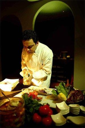 Niu's on Silom Jazz Club & Italian Restaurant: Chef Marco Cammarata