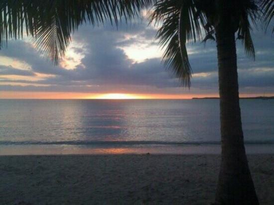 WesternBay Boqueron Beach Hotel: sunset at boqueron beach 
