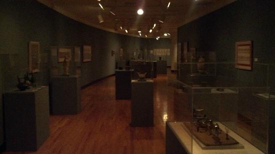 Krannert Art Museum: Ancient Peru exhibit