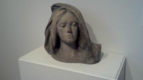 Krannert Art Museum: sculpture display