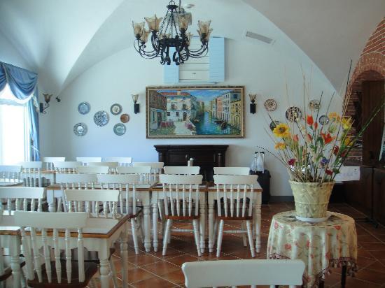 Hotel Bayview: restaurant