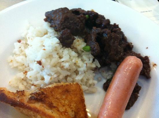 Ascott Makati: breakfast