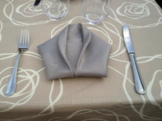Auberge Relais du Cheval Blanc: Menu Dégustation
