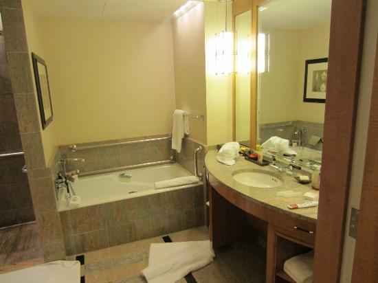 Mandarin Oriental, Boston: bathroom
