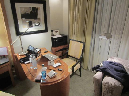 Mandarin Oriental, Boston: room